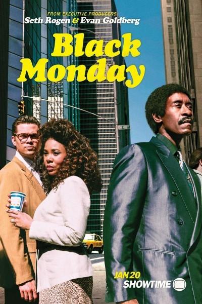 Caratula, cartel, poster o portada de Black Monday