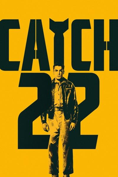 Caratula, cartel, poster o portada de Trampa-22