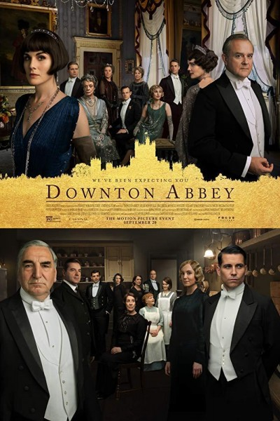 Caratula, cartel, poster o portada de Downton Abbey