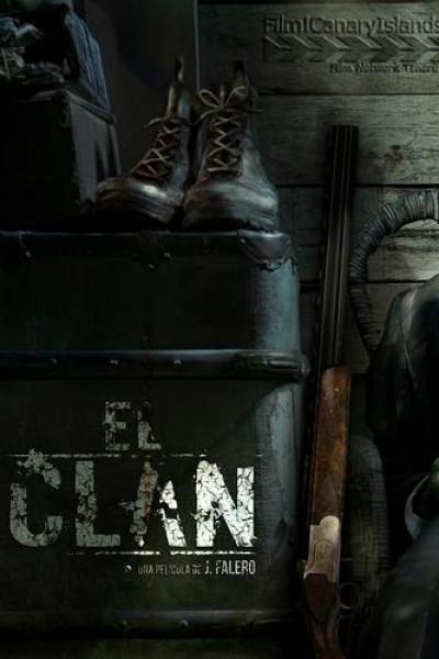 Caratula, cartel, poster o portada de El clan