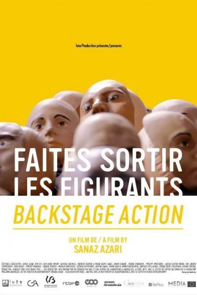 Caratula, cartel, poster o portada de Backstage Action