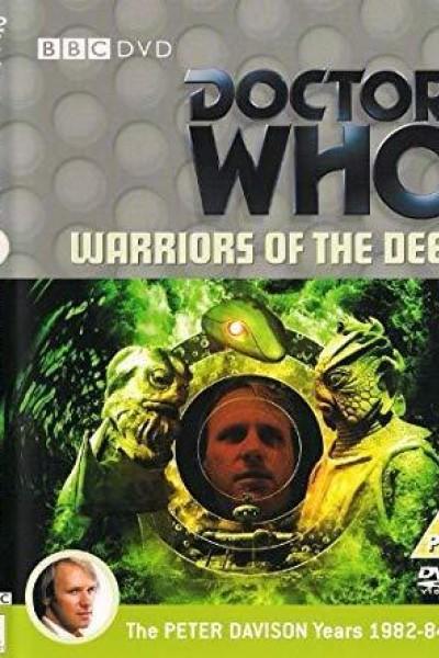 Caratula, cartel, poster o portada de Doctor Who: Warriors of the Deep
