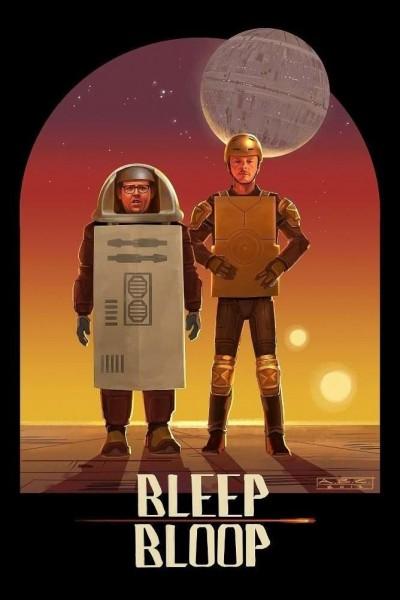 Caratula, cartel, poster o portada de Simon Pegg and Nick Frost\'s Star Wars