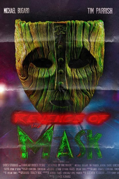 Caratula, cartel, poster o portada de Revenge of the Mask
