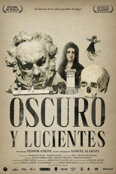 Caratula, cartel, poster o portada de Oscuro y lucientes