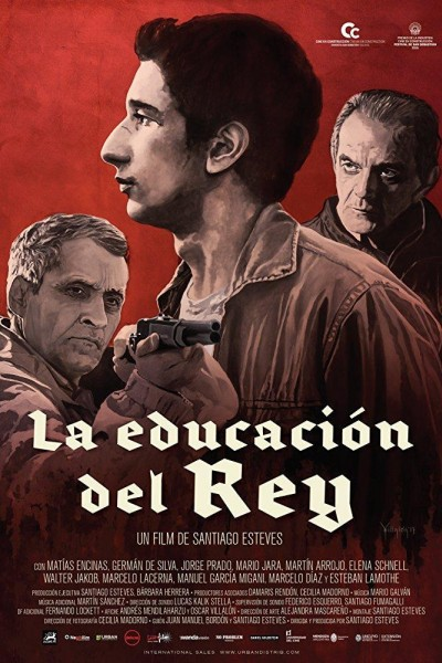 Caratula, cartel, poster o portada de La educación del rey