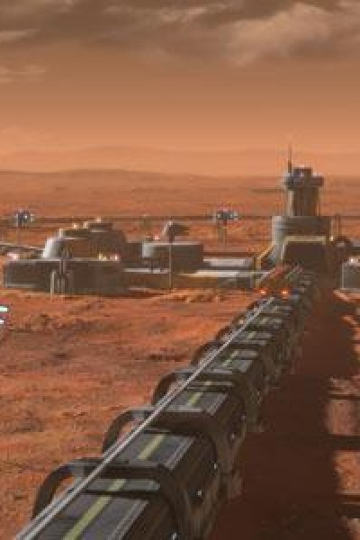 Caratula, cartel, poster o portada de Marte: Creando la nueva Tierra