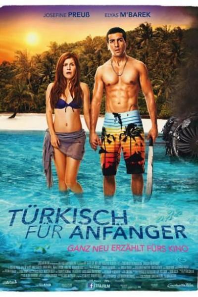 Caratula, cartel, poster o portada de Türkisch für Anfänger (Turkish for Beginners)
