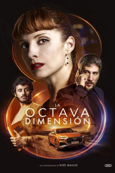 Caratula, cartel, poster o portada de La octava dimensión
