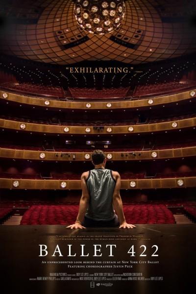 Caratula, cartel, poster o portada de Ballet 422