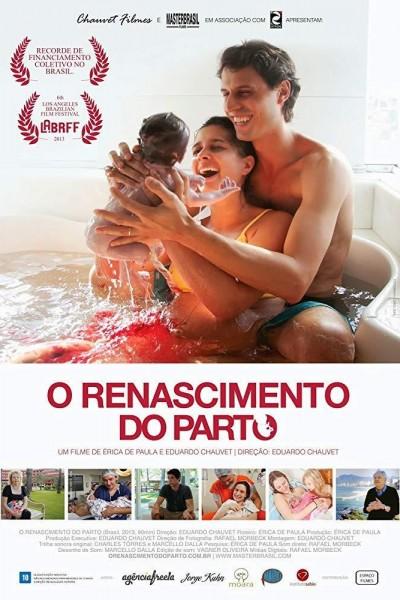 Caratula, cartel, poster o portada de O Renascimento do Parto
