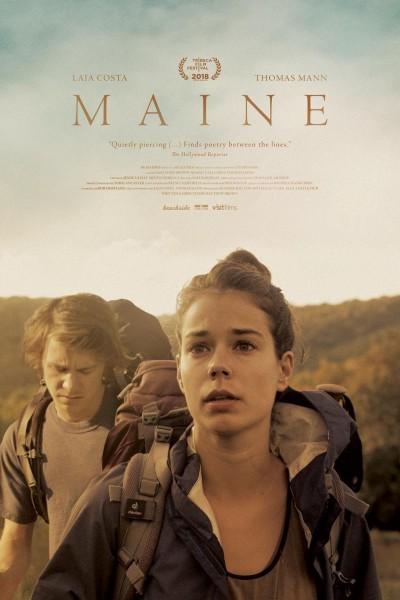 Caratula, cartel, poster o portada de Maine