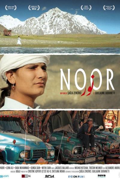 Caratula, cartel, poster o portada de Noor