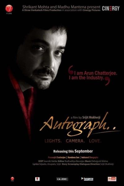 Caratula, cartel, poster o portada de Autograph
