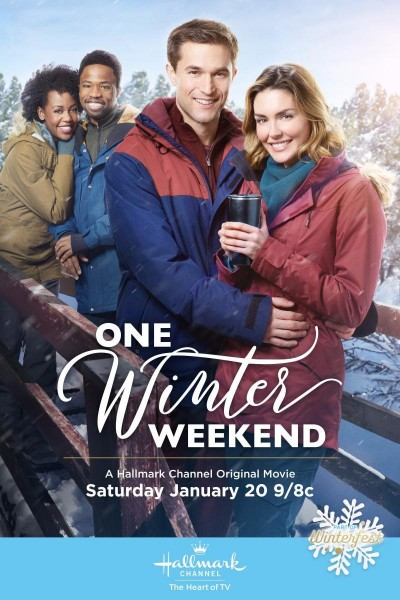 Caratula, cartel, poster o portada de One Winter Weekend