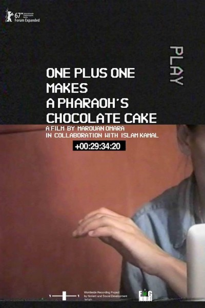 Caratula, cartel, poster o portada de One Plus One Makes a Pharaoh\'s Chocolate Cake