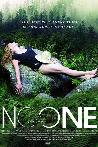 Caratula, cartel, poster o portada de No One