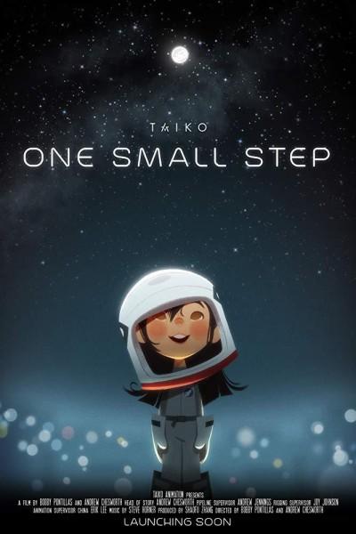 Caratula, cartel, poster o portada de One Small Step