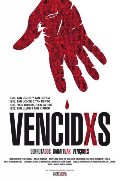 Caratula, cartel, poster o portada de Vencidxs