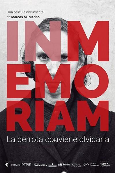 Caratula, cartel, poster o portada de In Memoriam (la derrota conviene olvidarla)