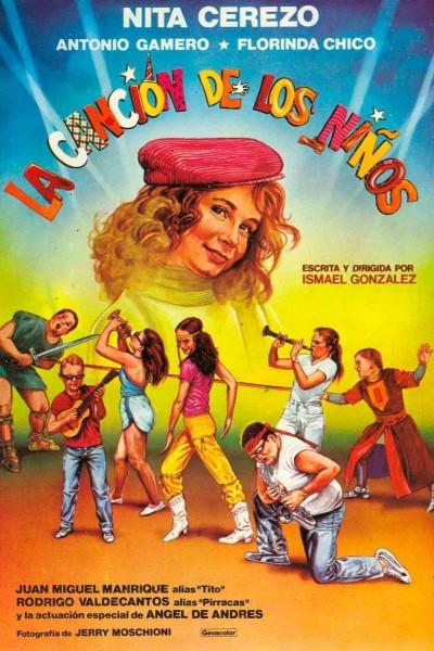 Caratula, cartel, poster o portada de La canción de los niños