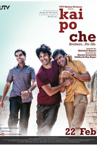 Caratula, cartel, poster o portada de Kai Po Che!