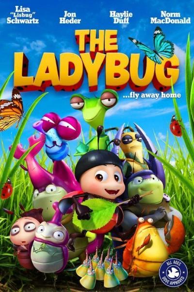 Caratula, cartel, poster o portada de Ladybug: en busca del cañón perdido