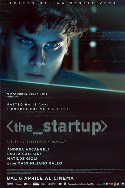 Caratula, cartel, poster o portada de The Startup