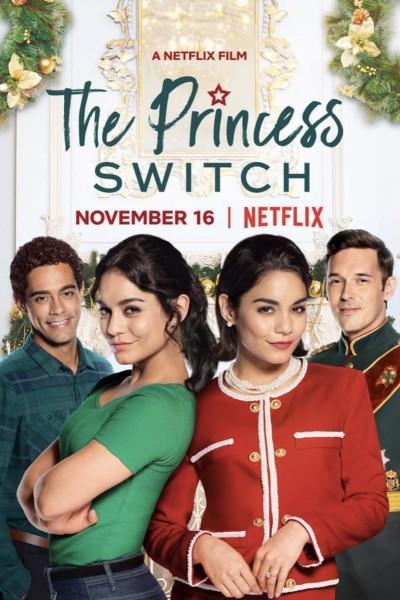 Caratula, cartel, poster o portada de Cambio de princesa