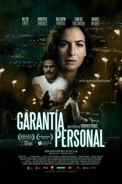 Caratula, cartel, poster o portada de Garantía personal