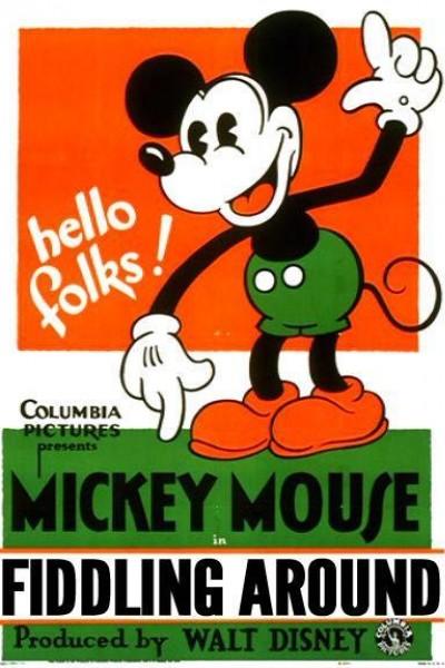 """Caratula, cartel, poster o portada de Mickey Mouse: El \""""solo\"""" de Mickey"""