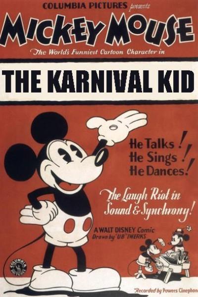 Caratula, cartel, poster o portada de Mickey Mouse: Mickey en la feria