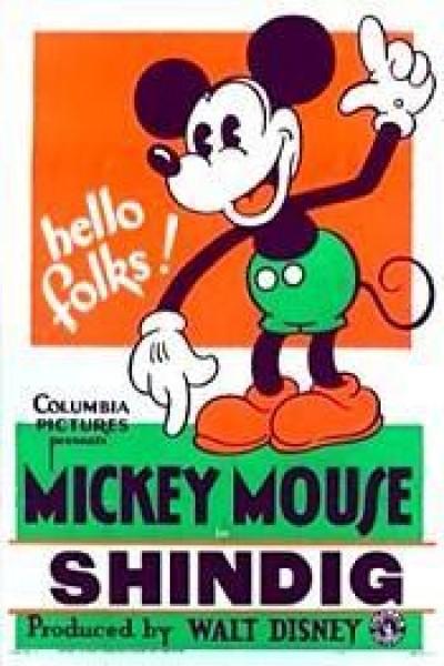 Caratula, cartel, poster o portada de Mickey Mouse: El día de los bailes