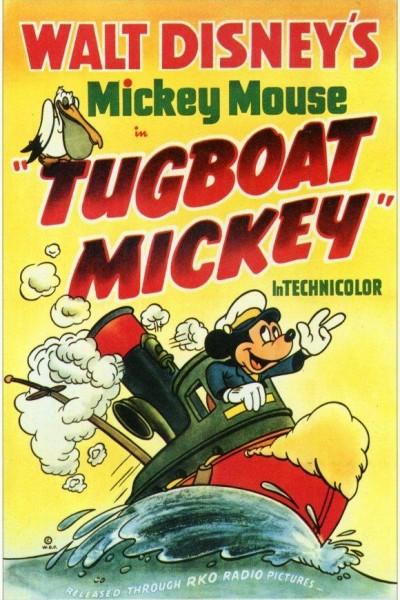 Caratula, cartel, poster o portada de Mickey Mouse: El remolcador de Mickey