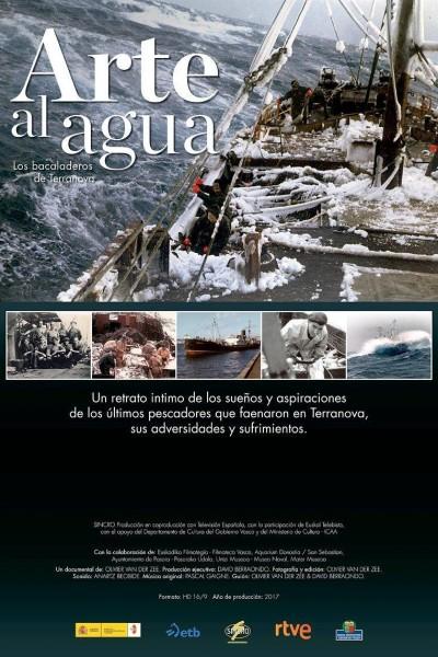 Caratula, cartel, poster o portada de Arte al Agua