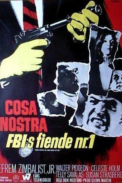 Caratula, cartel, poster o portada de El crimen como meta