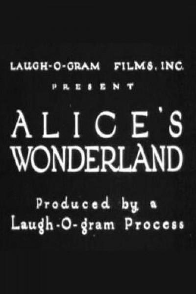 Caratula, cartel, poster o portada de Alice\'s Wonderland