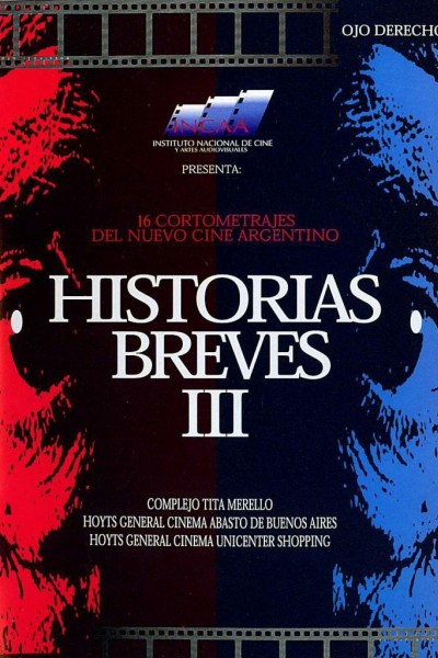 Caratula, cartel, poster o portada de Historias breves 3