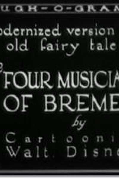 Caratula, cartel, poster o portada de Los músicos de Bremen