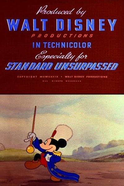 Caratula, cartel, poster o portada de Mickey Mouse: The Standard Parade