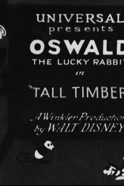 Caratula, cartel, poster o portada de Tall Timber