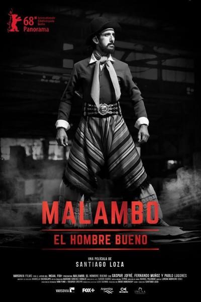 Caratula, cartel, poster o portada de Malambo, el hombre bueno