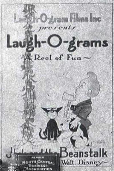 Caratula, cartel, poster o portada de Jack y las judías mágicas