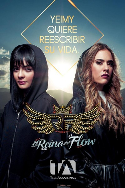 Caratula, cartel, poster o portada de La reina del flow