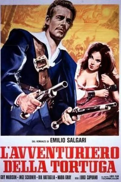 Caratula, cartel, poster o portada de El aventurero de Tortuga