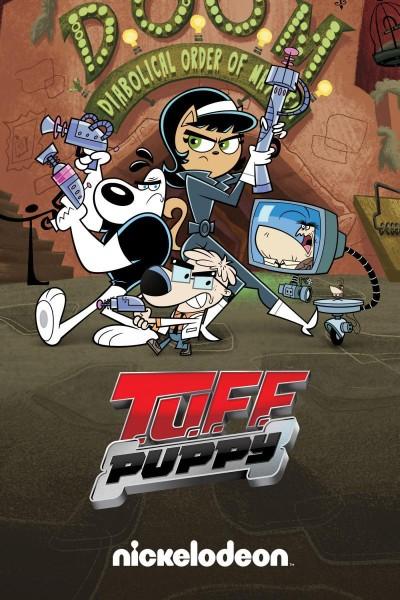 Caratula, cartel, poster o portada de T.U.F.F. Puppy