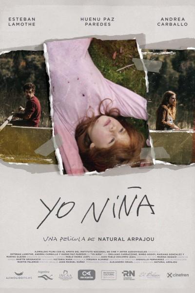 Caratula, cartel, poster o portada de Yo niña