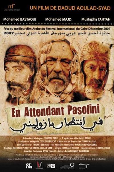 Caratula, cartel, poster o portada de Esperando a Pasolini
