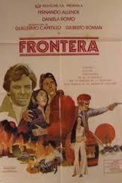 Caratula, cartel, poster o portada de Frontera