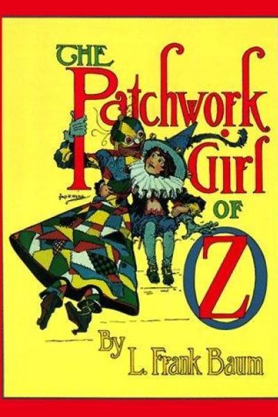 Caratula, cartel, poster o portada de The Patchwork Girl of Oz